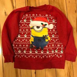 Other - ❄️Minion Holiday Sweatshirt